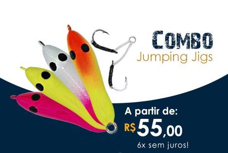 Combo de Jumping Jigs