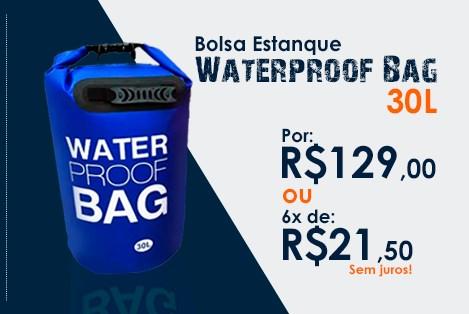 Bolsa Estanque Waterproof 30L