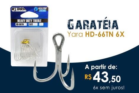 Garatéia YARA HD-66TN - 6x