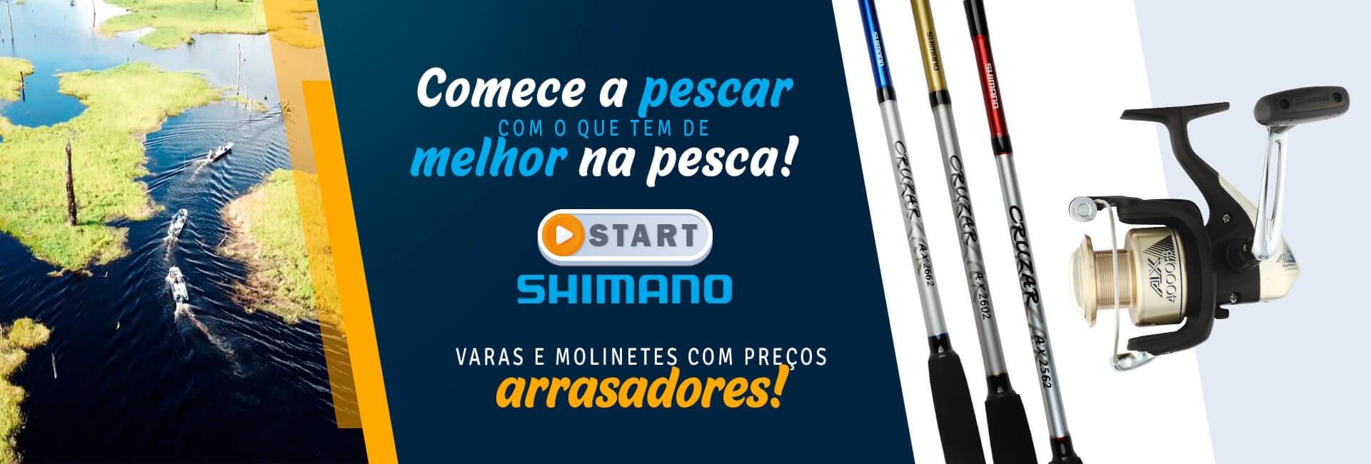 Start Shimano