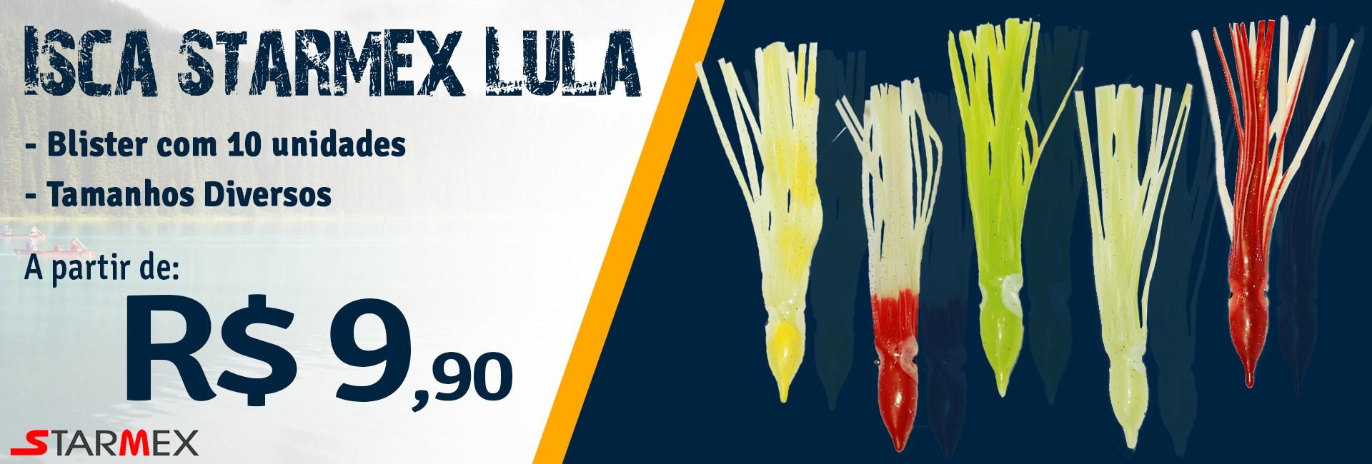 Isca Starmex Lula