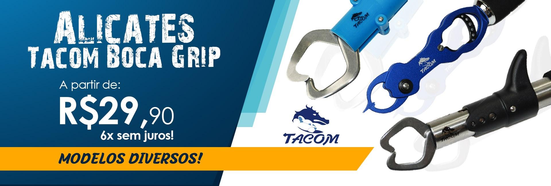 Alicate Tacom Boca Grip