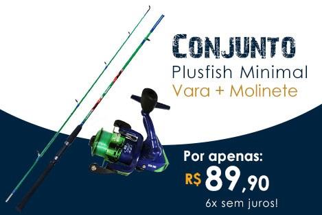Conjunto Plusfish Minimal