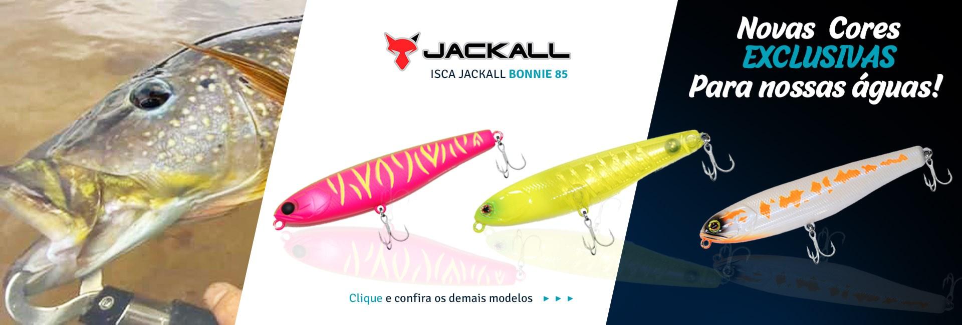 Isca Jackall Lakepolice Bonnie 85