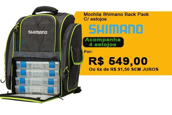 Mochila Shimano Backpack