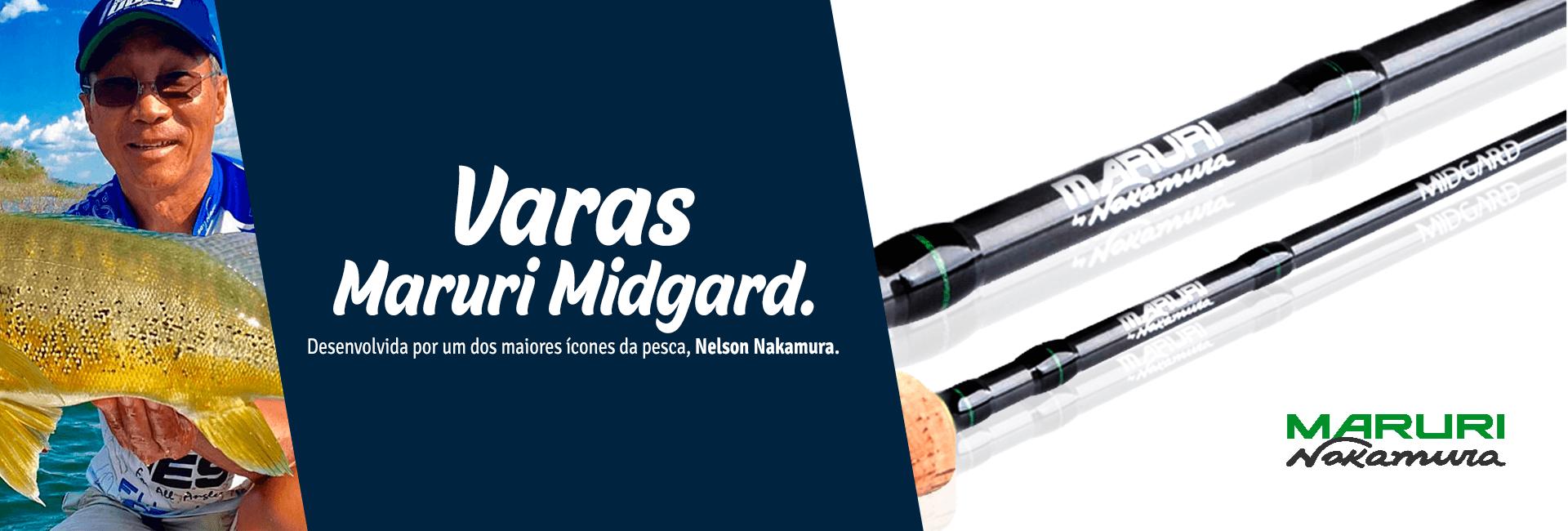 Novas Varas Maruri Midgard by Nakamura