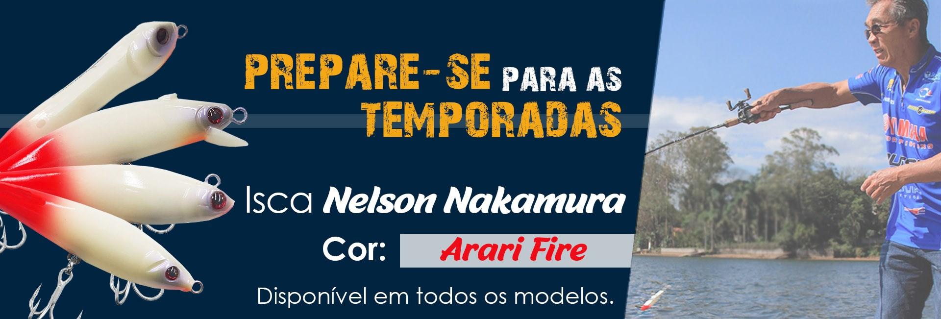 Isca Nelson Nakamura Arari Fire