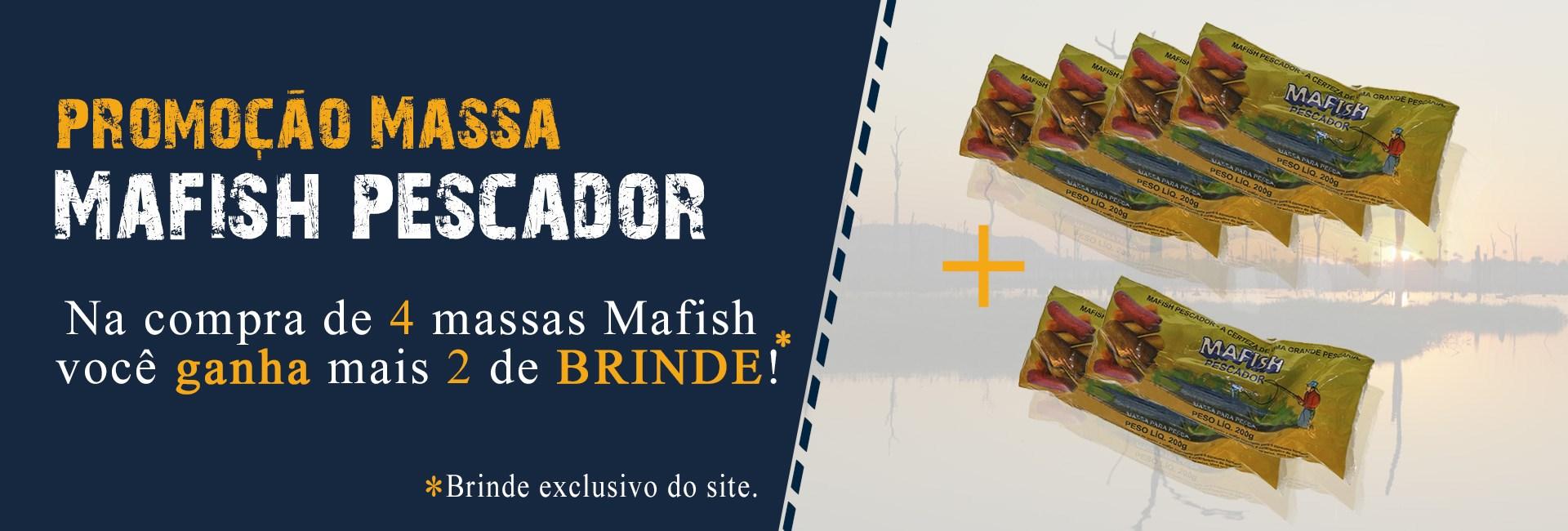 Massa Mafish Pescador