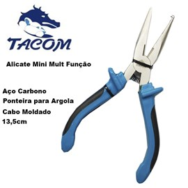 ALICATE MINI MULT FUNCAO CARBONO TA32034