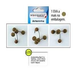 Anteninha Barao Tamba – EVA 11mm – Anzol 3/0 – Ração - 672