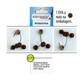 Anteninha Barao Tamba – EVA 9mm – Anzol 2/0 – Pitanga - 670