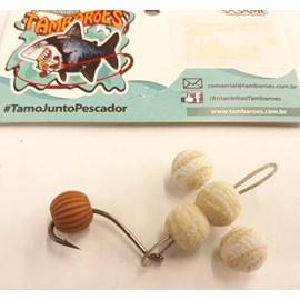 Anteninha Tambarões - Antena M Bege Mesc / Sorocaba
