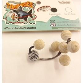 Anteninha Tambarões - Antena X Bege Mesc / Zizão