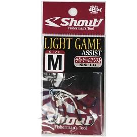 Anzol Assist Hook Shout Light Game (M)