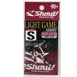 Anzol Assist Hook Shout Light Game (S)
