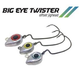 ANZOL BIG ONES - BIG EYE TWISTER - 10GR