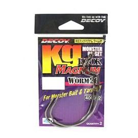 Anzol Decoy KG Magnum Worm 26 10/0 C/2