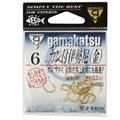 Anzol Gamakatsu Iseama Gold - Nº6 - c/15 un