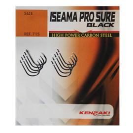 Anzol Kenzaki Iseama Pro Sure Black 71S