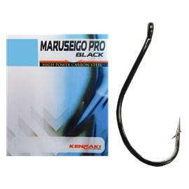 Anzol Kenzaki Maruseigo Pro Black 116F