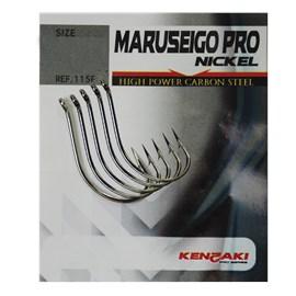 Anzol Kenzaki Maruseigo Pro Nickel 115F