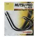 Anzol Kenzaki Mutsu Pro Black 348
