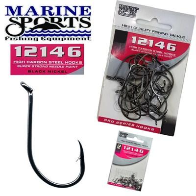 Anzol Marine Sports 12146 - Black Nickel