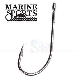 ANZOL MARINE SPORTS 4330 SUPER STRONG - NICKEL