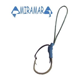 ANZOL MIRAMAR SUPORT HOOK C/ANTI ENR 9 C/2 COD3421