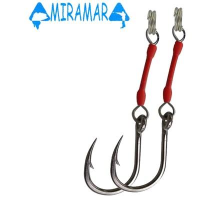 Anzol Miramar Suporte Hook Jig Power 11/0 c/2