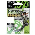 Anzol Ryugi Pierce Hook Black HPH061 5/0 PLUS C/4