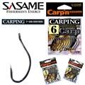 Anzol Sasame Carping F-506 Black Nickel
