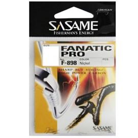 Anzol Sasame Fanatic Pro F-898 Nickel C/20