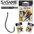 Anzol Sasame Seigo Ringed F-709 Black Nickel