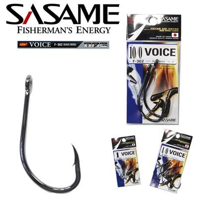 Anzol Sasame Voice F-302 Black