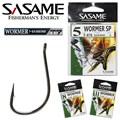Anzol Sasame Wormer F-875 Black Nickel