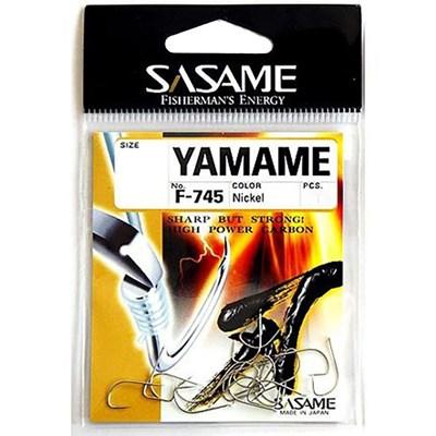 Anzol Sasame Yamame F-745 Nickel C/20