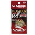 ANZOL SHOUT JACO HOOK JH-02 SS
