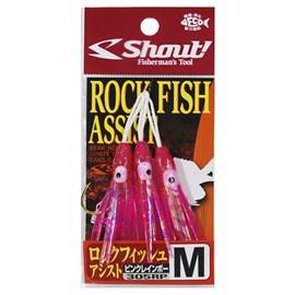 Anzol Shout Rock Fish Assist 305RP M