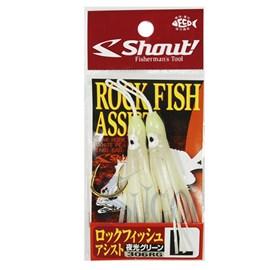 Anzol Shout Rock Fish Assist 306RG L