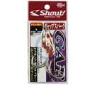 Anzol Shout Sup Hook Gab Spark 323-GS N°1/0 C/ 2Uni
