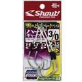 Anzol Shout Sup Hook Hard Gap Spark 352VG 3/0