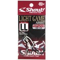 Anzol Shout Sup Hook Light Game Assist Hook LL C/ 2Uni