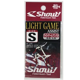 Anzol Shout Sup Hook Light Game Assist Hook S
