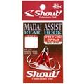 Anzol Shout Sup Hook Madai Assist Hook 98-MR