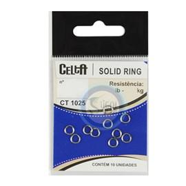 Argola Celta CT1025 - Solid Ring - Nº3 - 78lb(35,3k) - c/ 10un