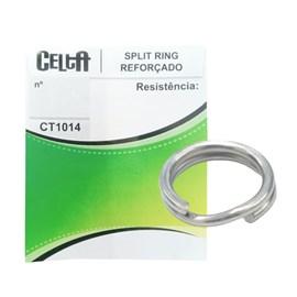 Argola Celta Split Ring Reforçado CT1014 N°7 C/20 Unidades