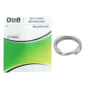 Argola Celta Split Ring Reforçado CT1014 N°8 52lb C/20 Unidades