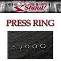 Argola Shout® Solid Press Ring (N°6)