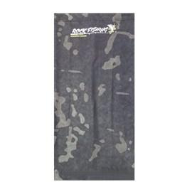 Bandana/Máscara Rock Fishing Camuflado Black